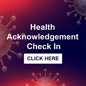 Health Acknowledgment Check In Icon